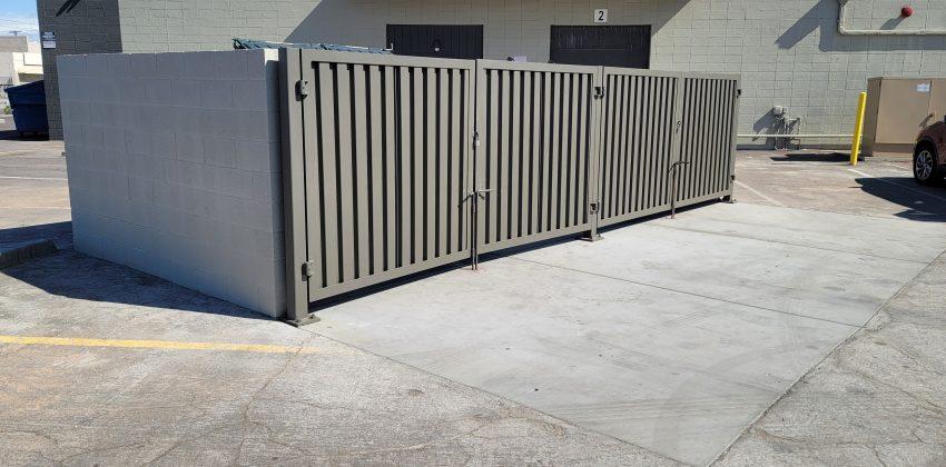 Dumpster Enclosures Phoenix Arizona