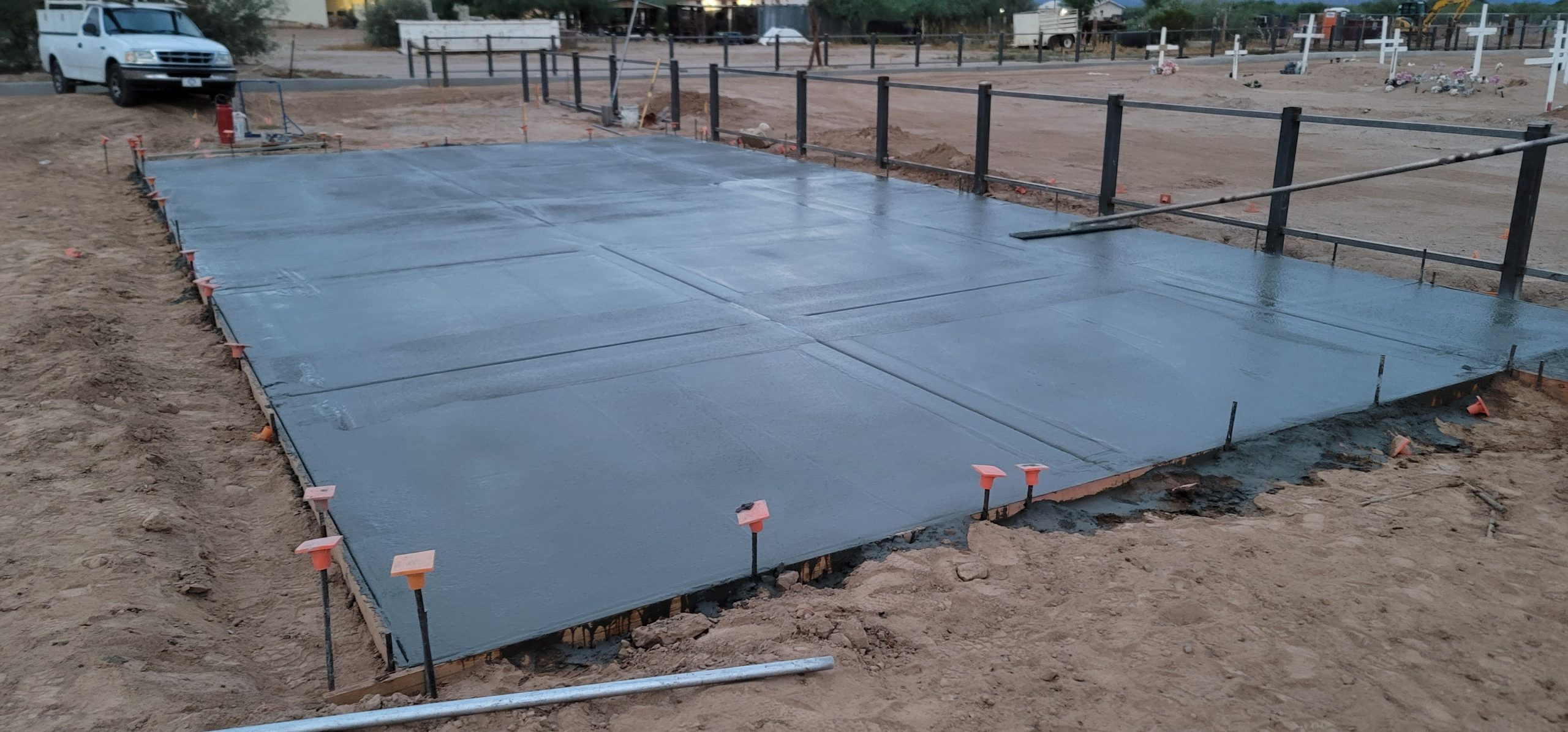 Handicap Pads and Access Ramps